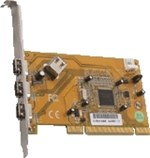 DC-1394 PCI BLISTER